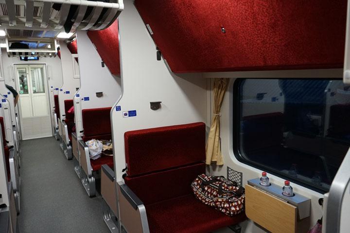 Seats Train
