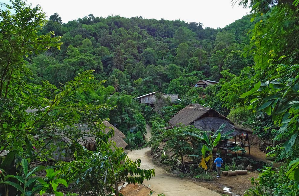 Hill Tribes in Thailand
