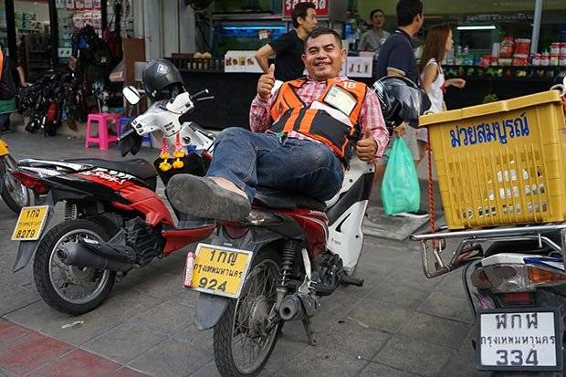thailand informal manners