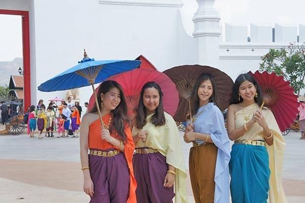 thailand ettiquete