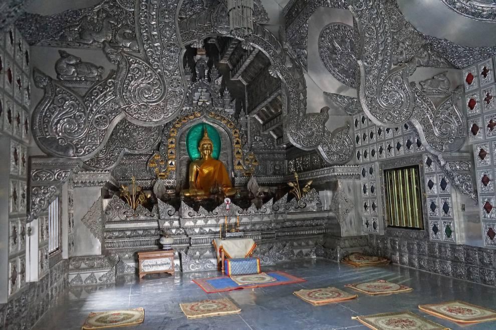 silver temple chiang mai 2