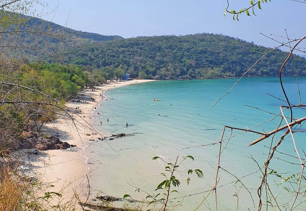 Sai Kaew: the Best Beach Near Bangkok