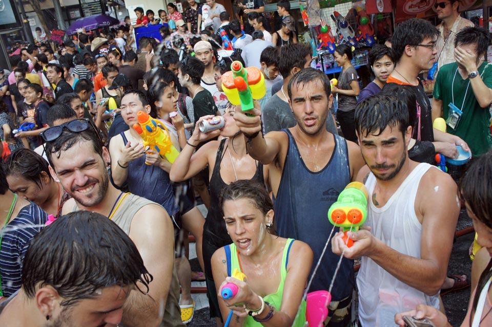 Gays in Thailand