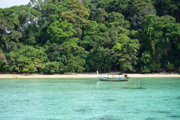 Koh Surin water