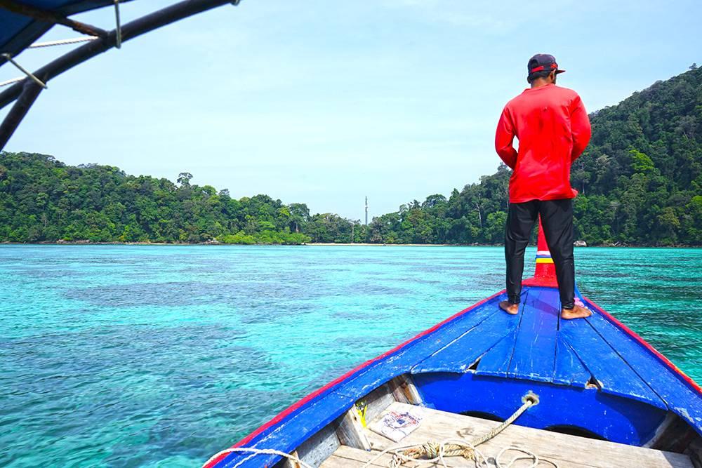 Koh Surin islands and their interesting inhabitants: the Moken