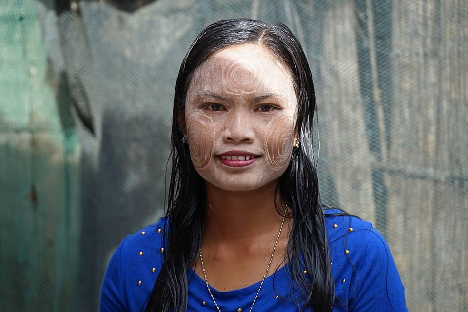 moken woman 2