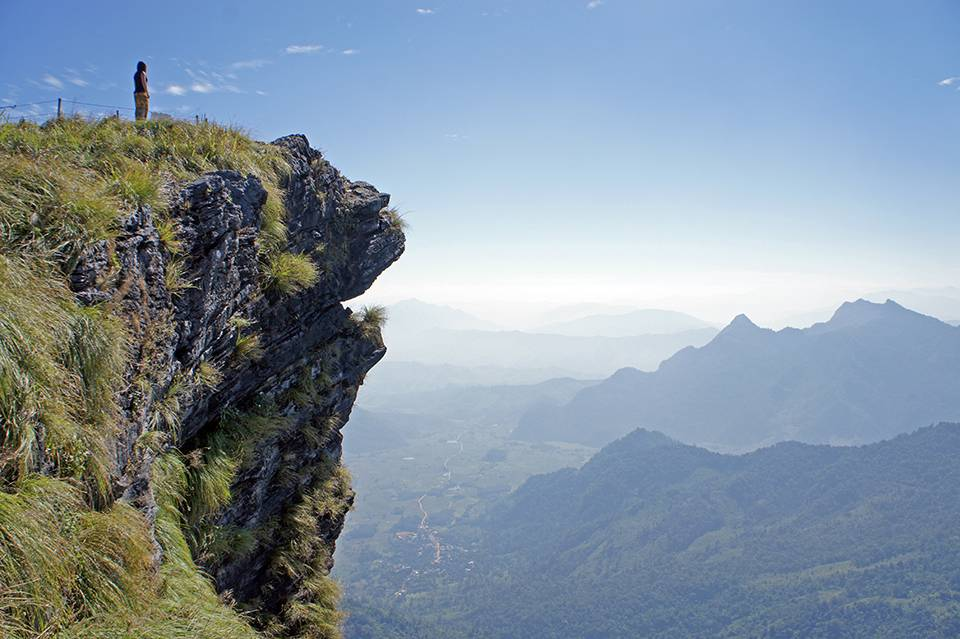 Mount Phu Chi Fa, pure nature and landscapes in Chiang Rai