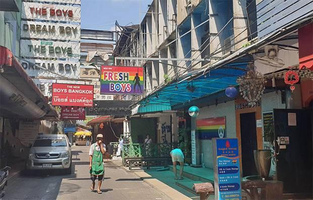 gay bars bangkok