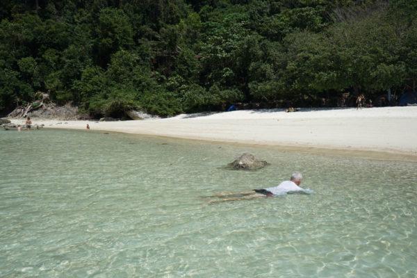 Swimming surin