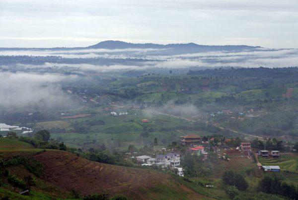 Khao Kho views