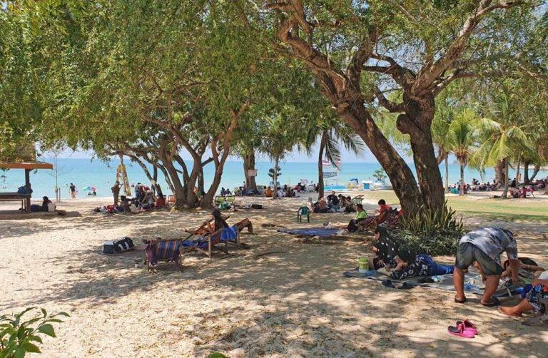 sai kaew beach rest