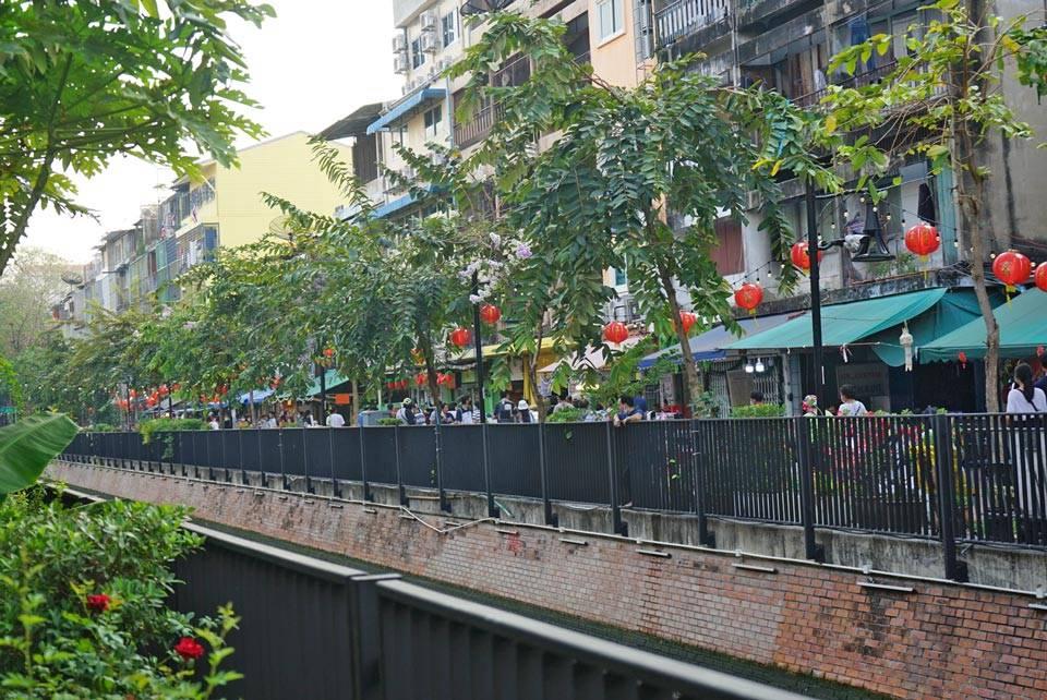 green Klong Ong Ang