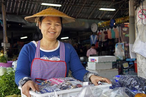 mae hong son market