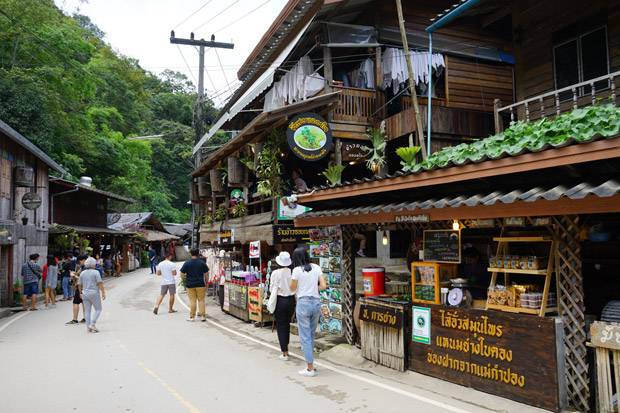 mae kampong shops