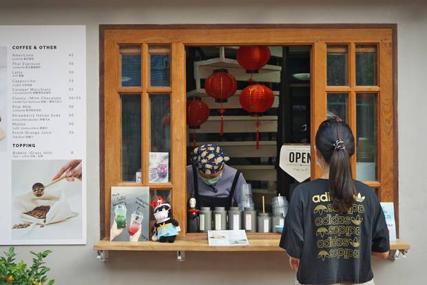 tea shop bangkok