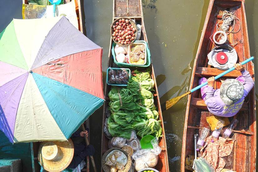 Floating Markets of Thailand: A Complete Guide