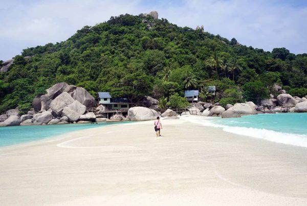 2 weeks tour in thailand