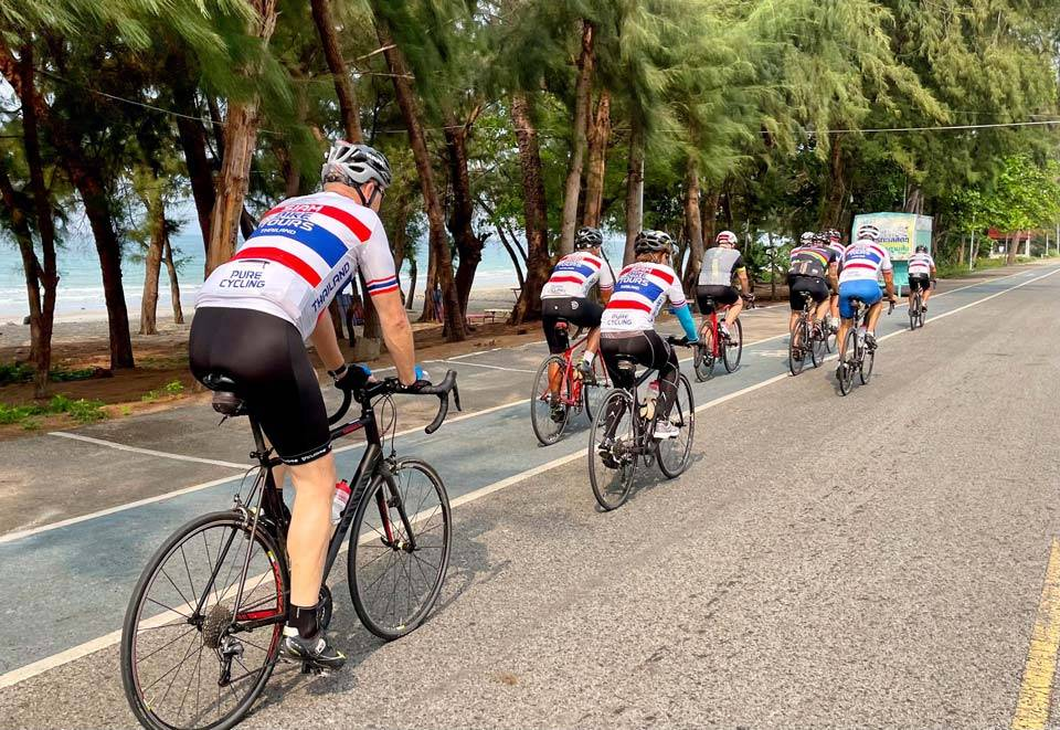 cycling trip thailand