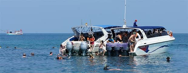 Ang Thong speedboat tour