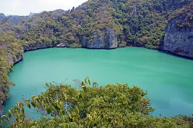 Thale Nai lake