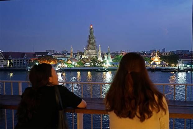 panoramic bars and restaurants bangkok