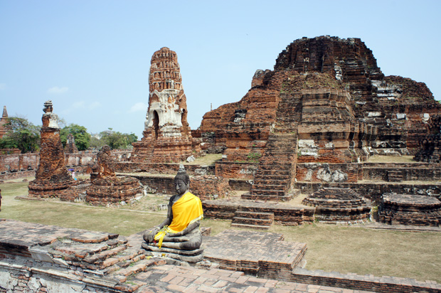 ayutthaya ruins 2