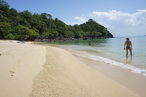 beach time thailand