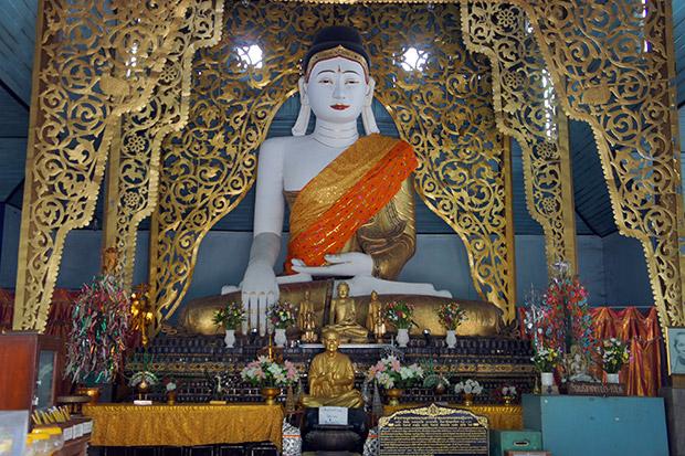 mae hong son buddha