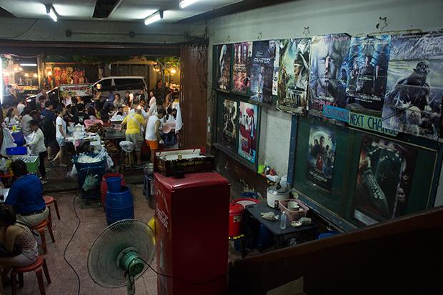 chinatown old cinema