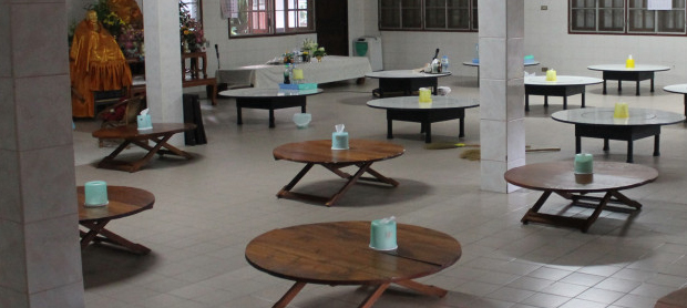temple dining room