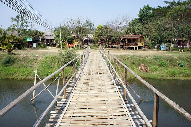 bridge in Pai