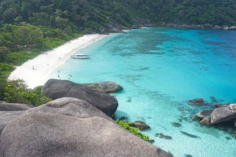 Similan Islands: the 9 Pearls of the Andaman Sea