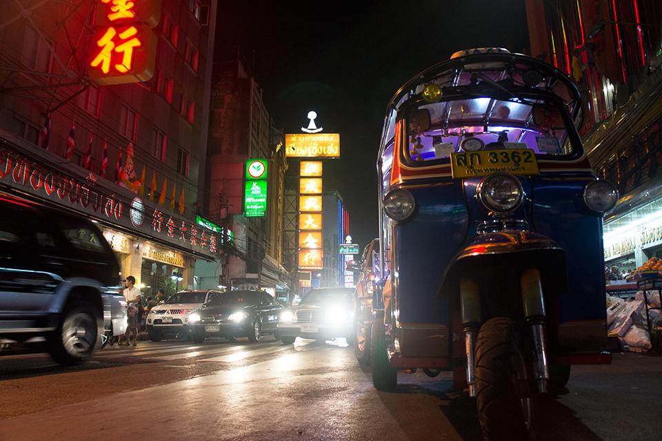 chinatown tuktuk