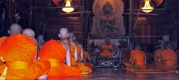 vipassana meditation in north thailand