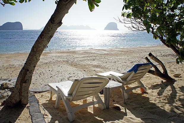 beach koh ngai resort