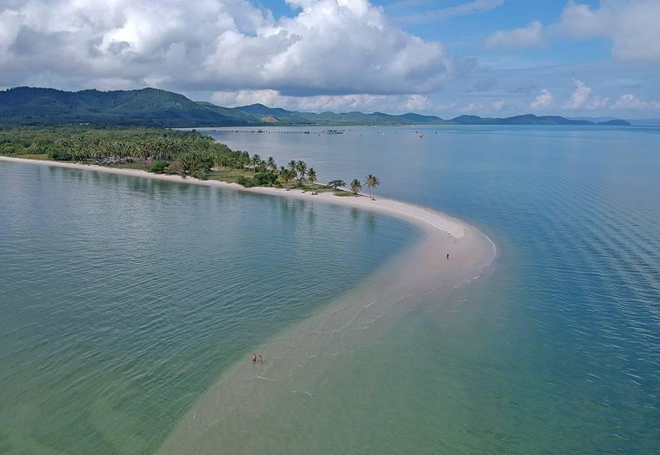 Koh Yao Yai, a large, little known and beautiful island near Phuket