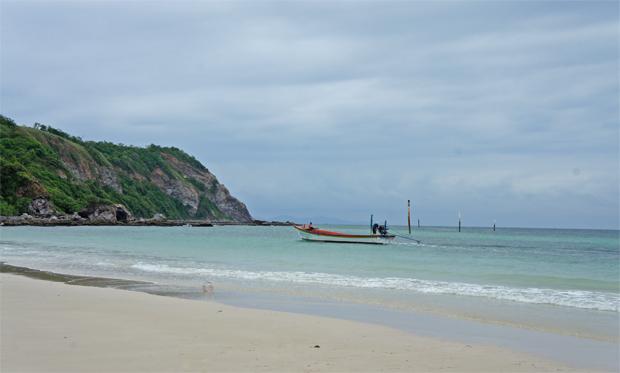 beach at koh larn