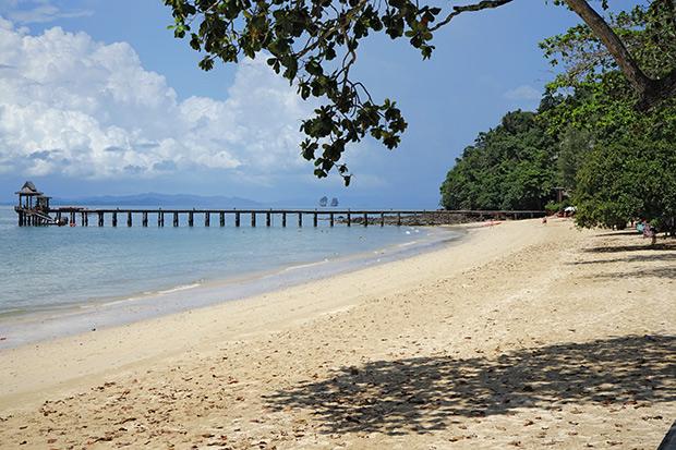 Loh Pared Bay