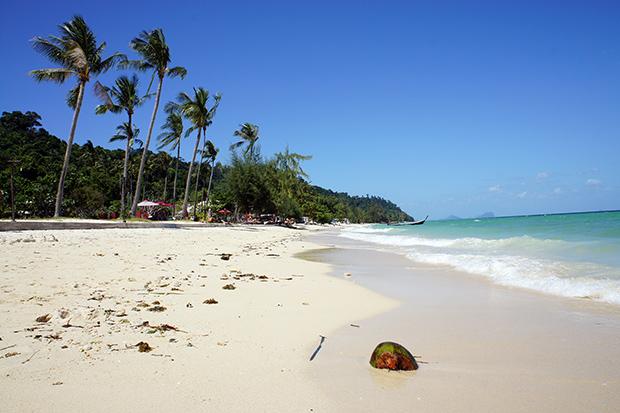 long beach koh ngai