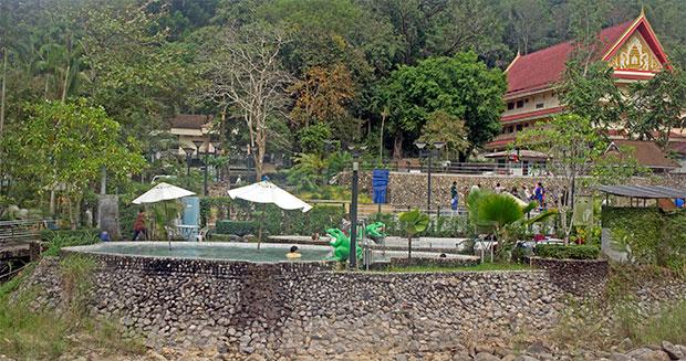 ranong hot springs