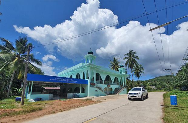 koh yao yai mosque