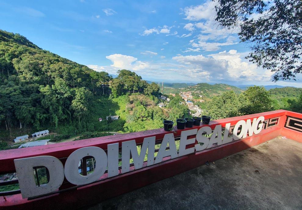 Doi Mae Salong Views