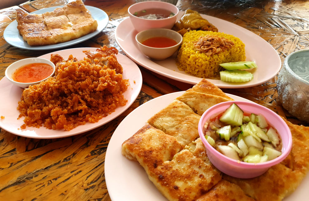 Bang Ki Roti Arab Breakfast