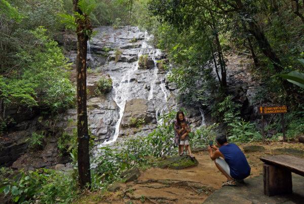 Waterfall-Ranong