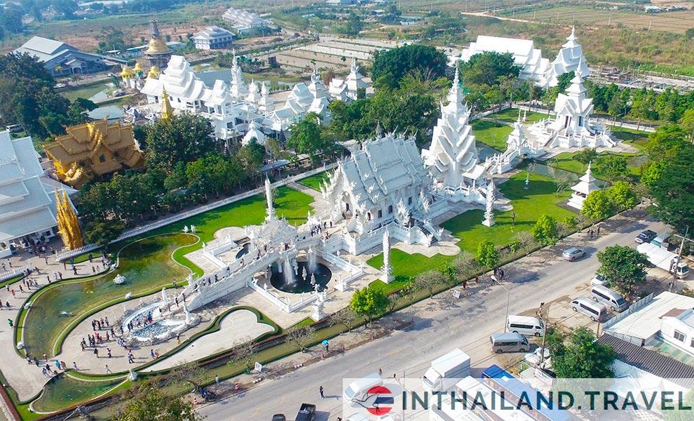 White-Temple in Chiang Rai